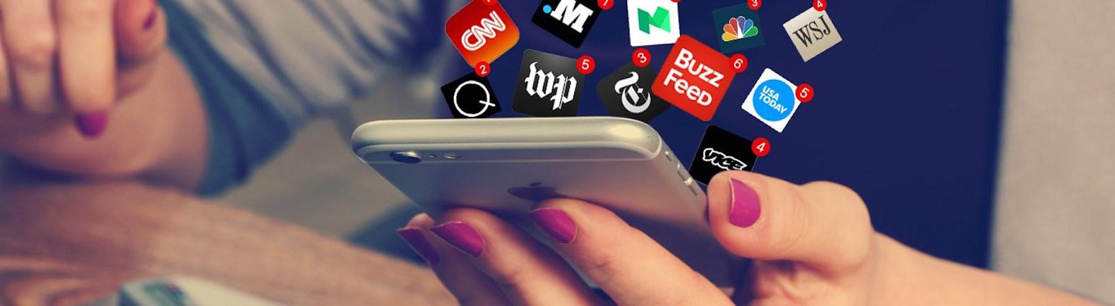 iPhone アプリで「プッシュ通知広告」が可能に:Appleの新ルールに期待を寄せるマーケターたち | DIGIDAY[日本版]